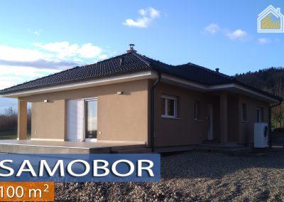 SAMOBOR 100m2